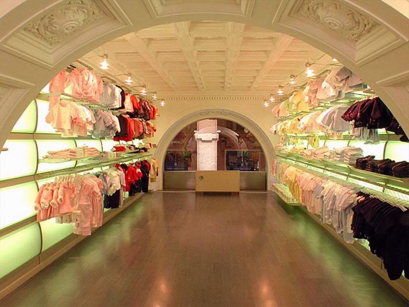 GF di Riboldi & C. srl - Arredamenti per negozi e ...